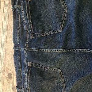 Torrid stretch straight jean size 30s